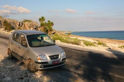 Rent-a-car in Cuba